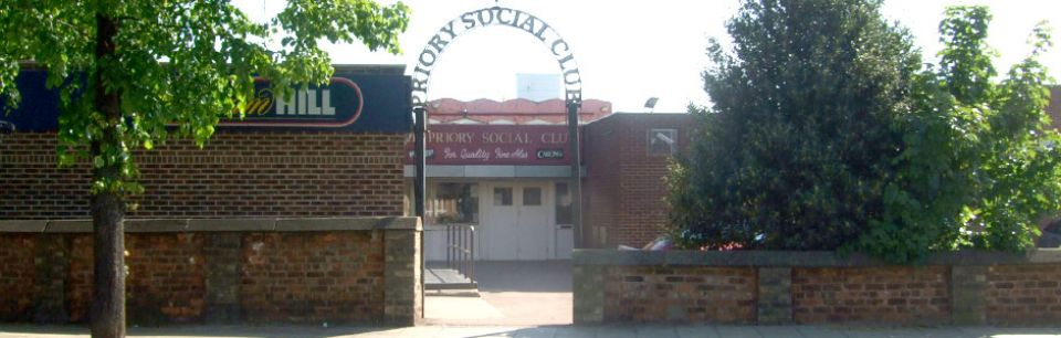 Priory Social Club